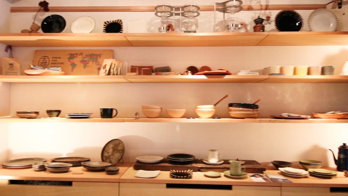 Dongree コーヒースタンドと暮らしの道具店