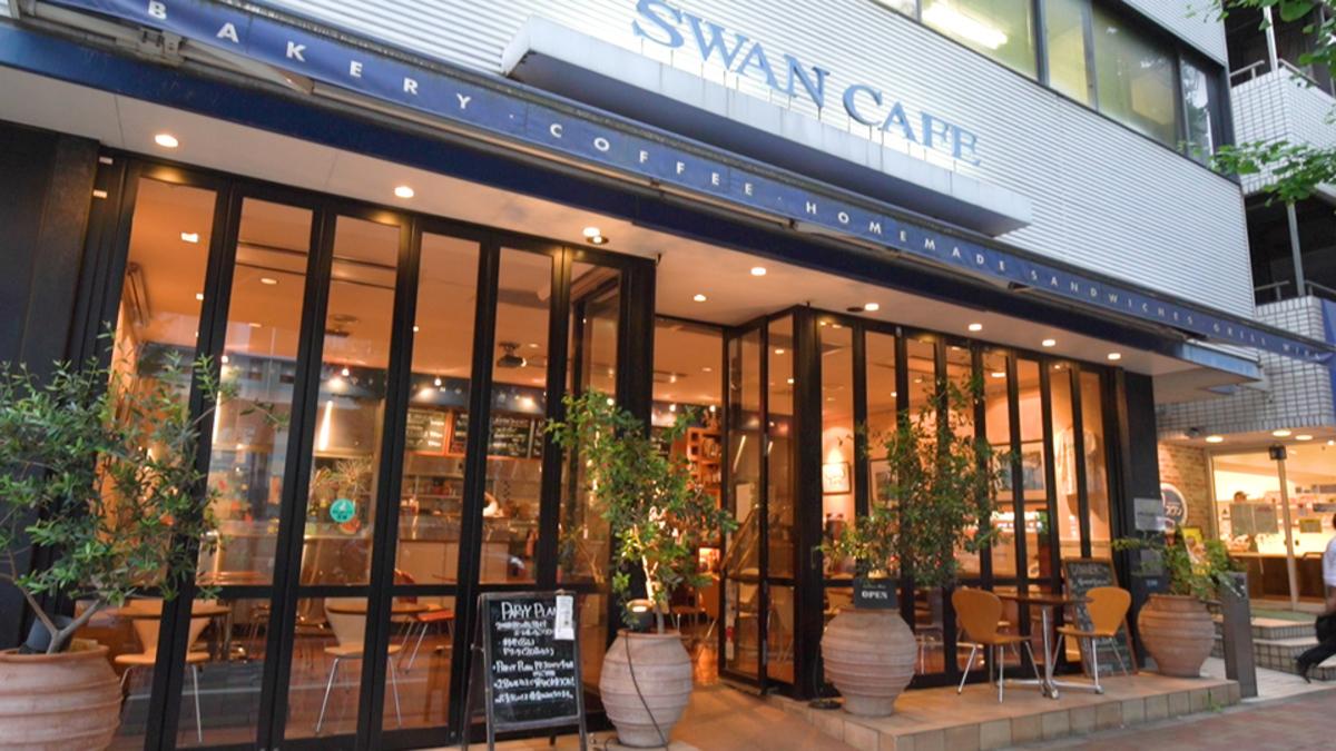 SWAN CAFE 銀座店