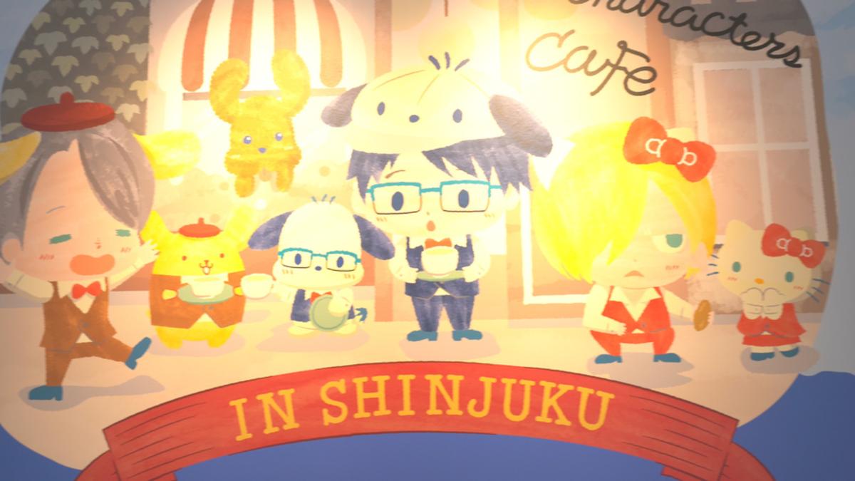 Yuri on Ice×Sanrio characters Cafe