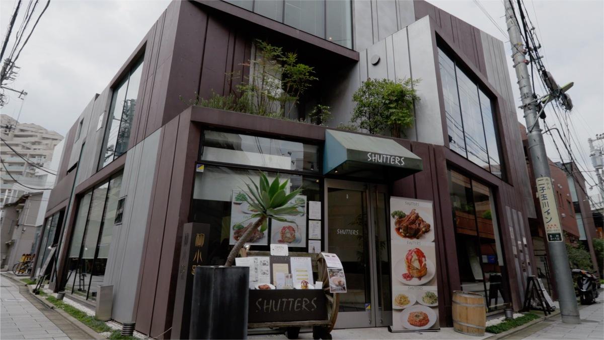 SHUTTERS 二子玉川店