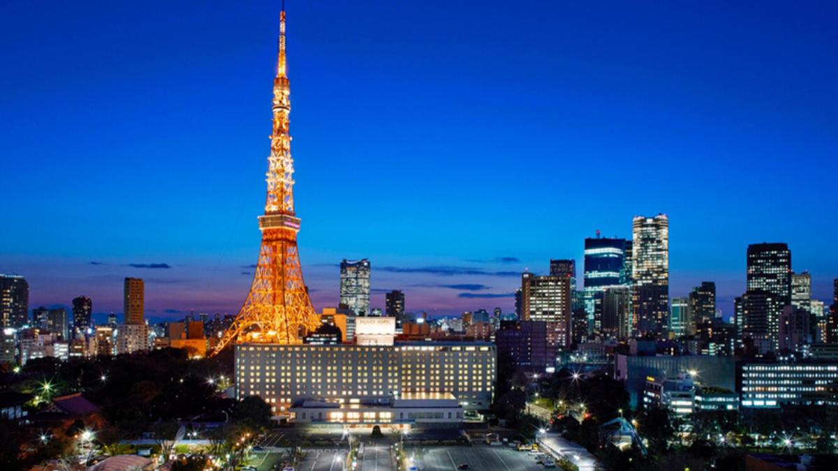 ザ・プリンス パークタワー東京、東京プリンスホテル