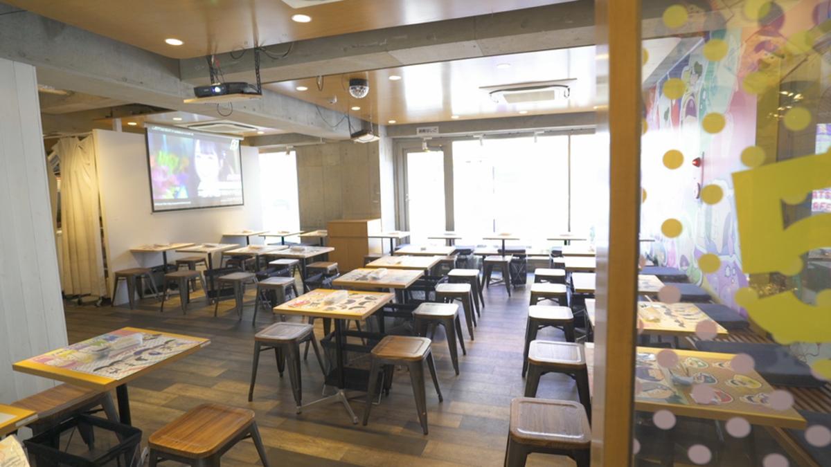 おそ松さんカフェ2017
