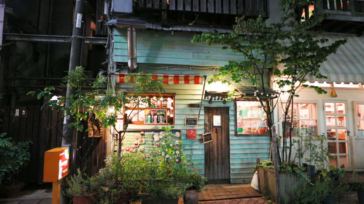 cafe&gallery HATTIFNATT~高円寺のおうち~