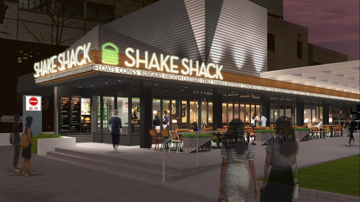 Shake Shack 六本木店