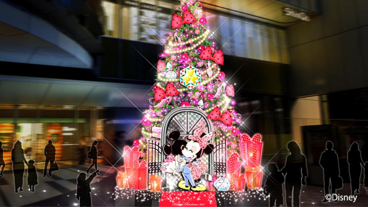 Shibuya Hikarie Christmas 2017 ~WONDERLAND~