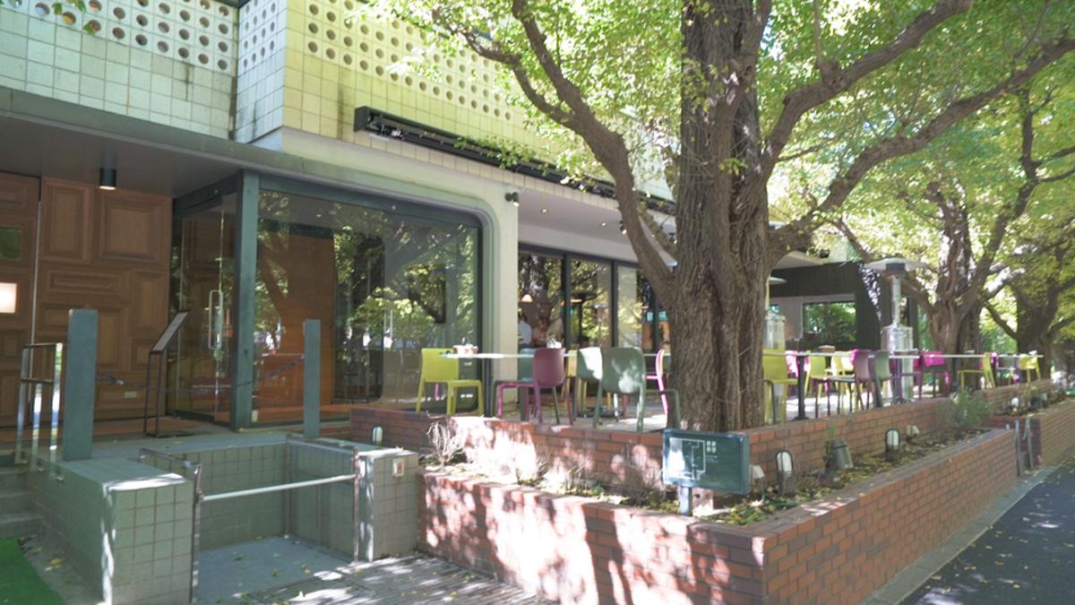 キハチ 青山本店