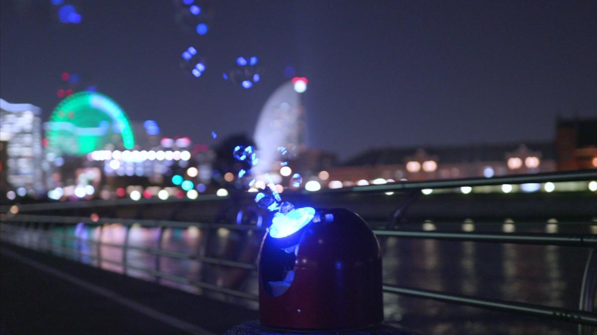 スマートイルミネーション横浜 2017