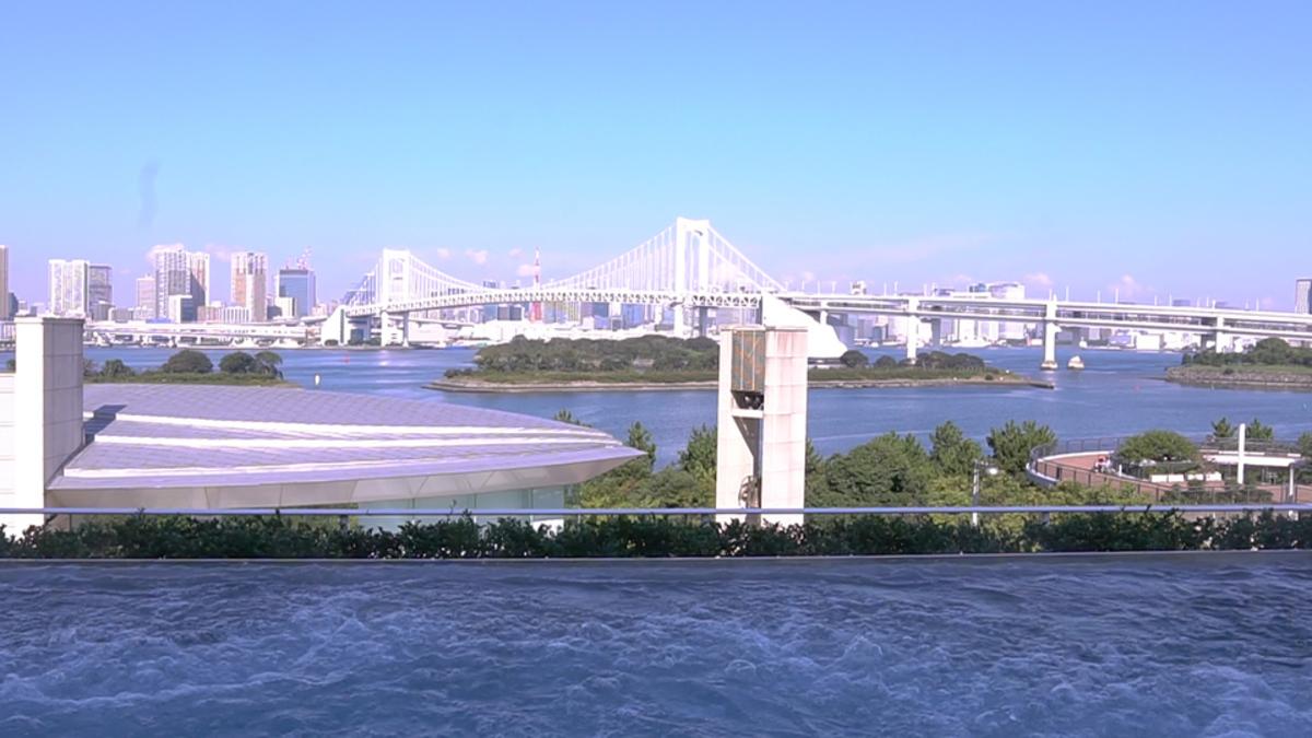 ヒルトン東京お台場