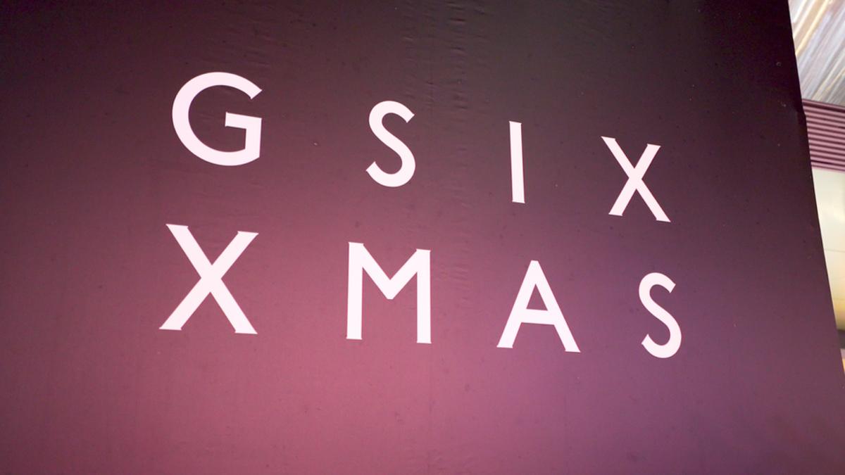 GINZA SIX CHRISTMAS 2017