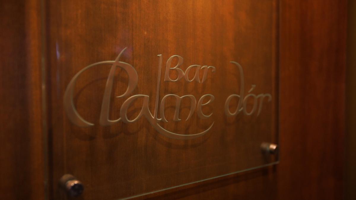 Bar Palme d'or