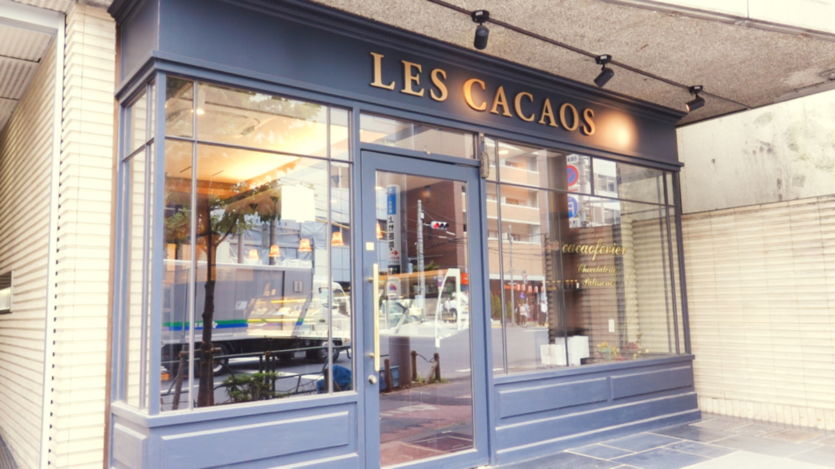 LES CACAOS