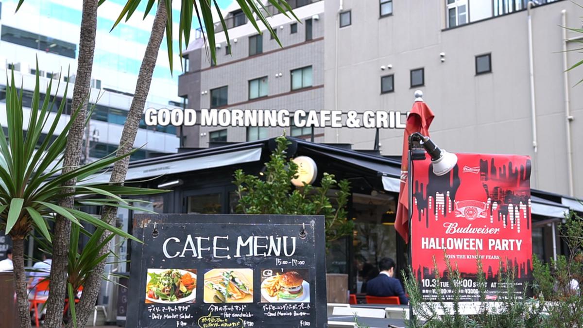 旅するカフェ