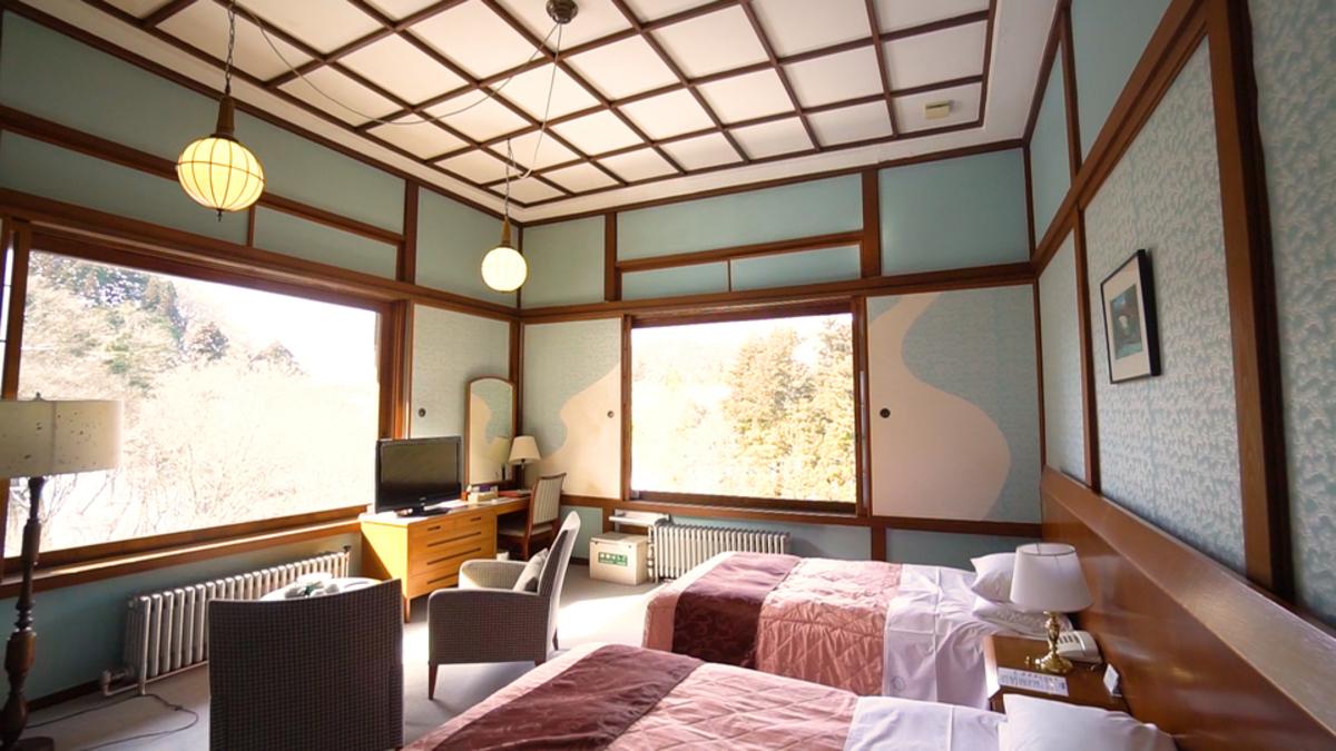 日光金谷飯店