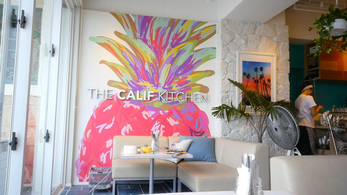 THE CALIF KITCHEN OKINAWA