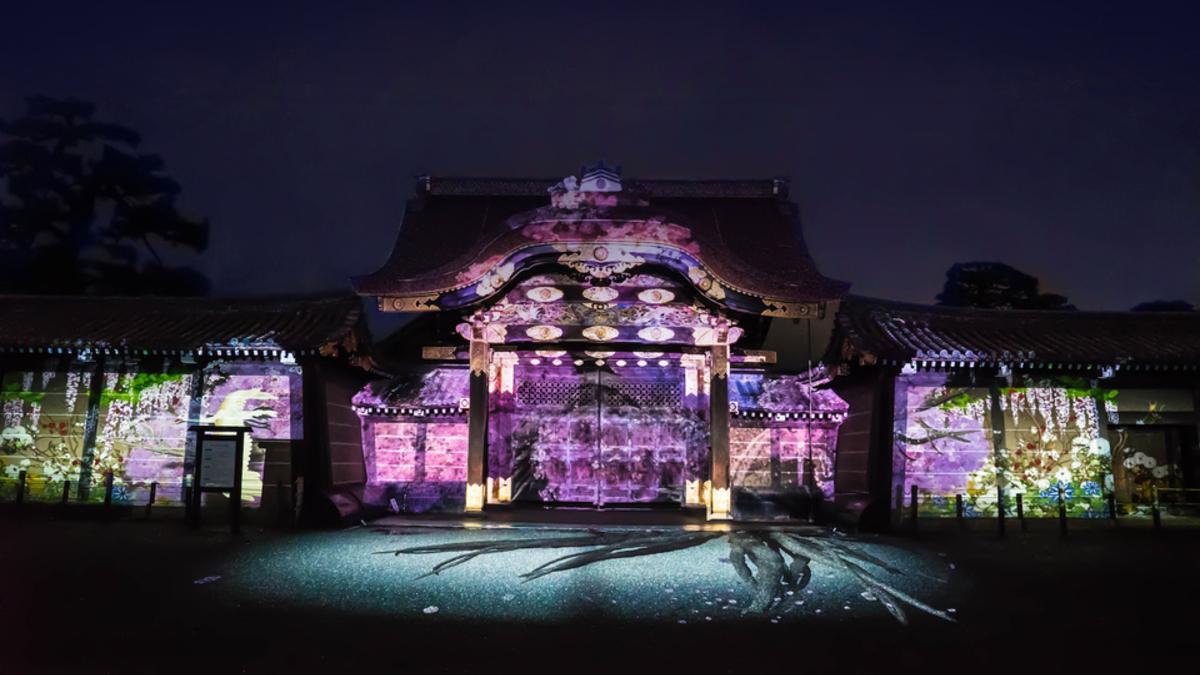 二条城桜まつり2018-桜の宴- Directed by NAKED