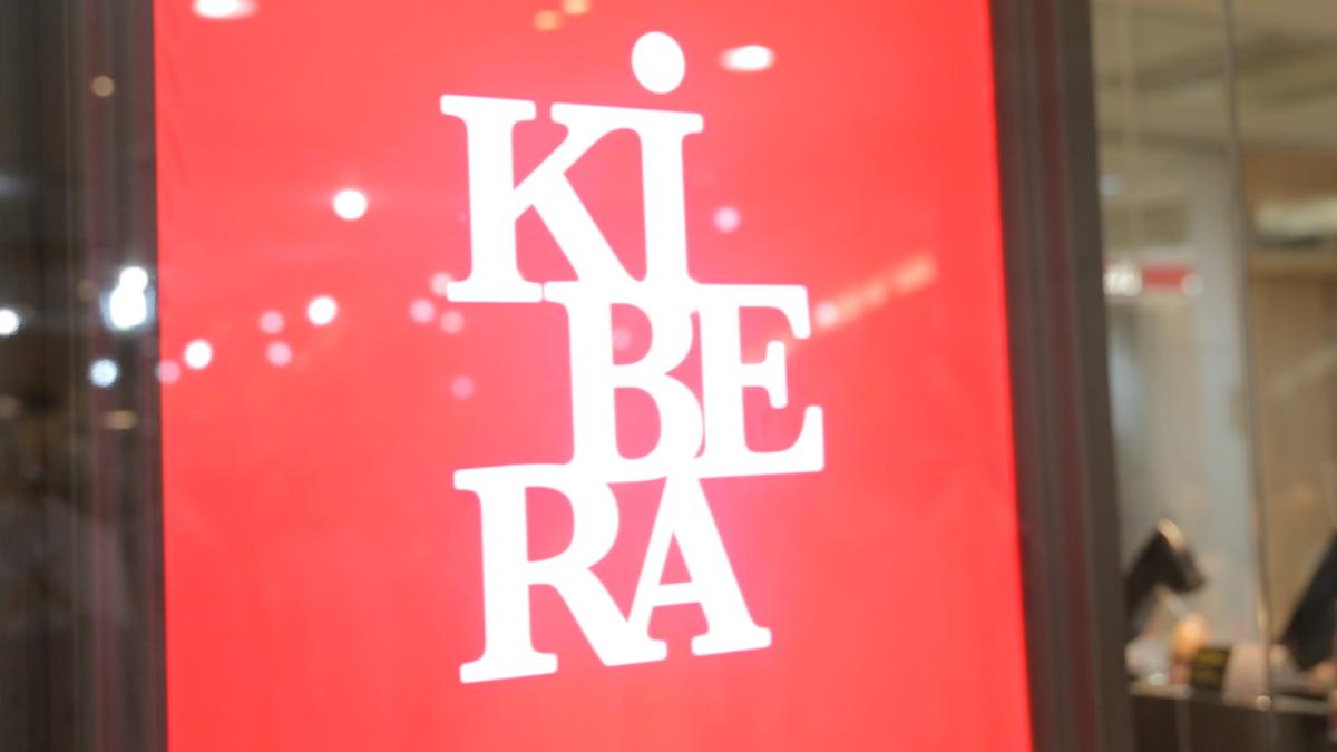 KiBERA 銀座コア店