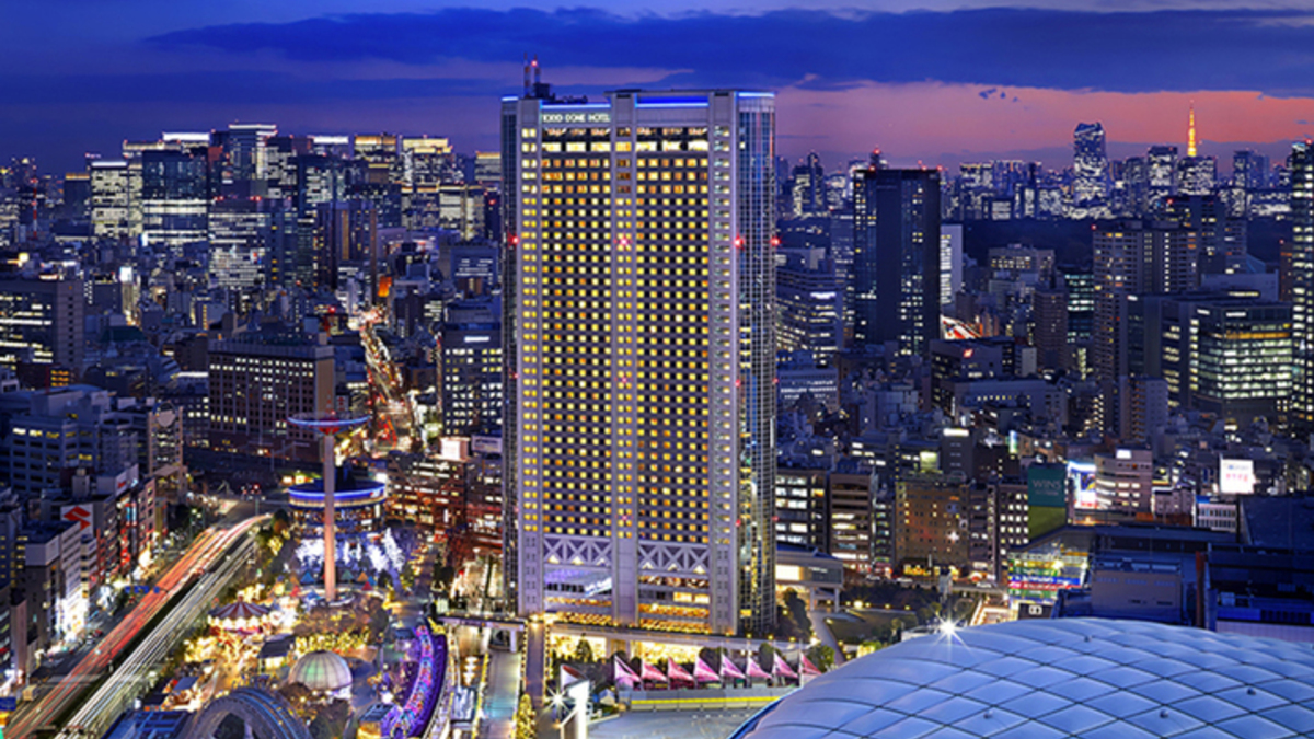 東京ドームホテル