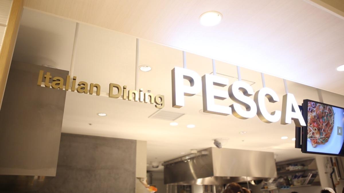 Italian Dining PESCA