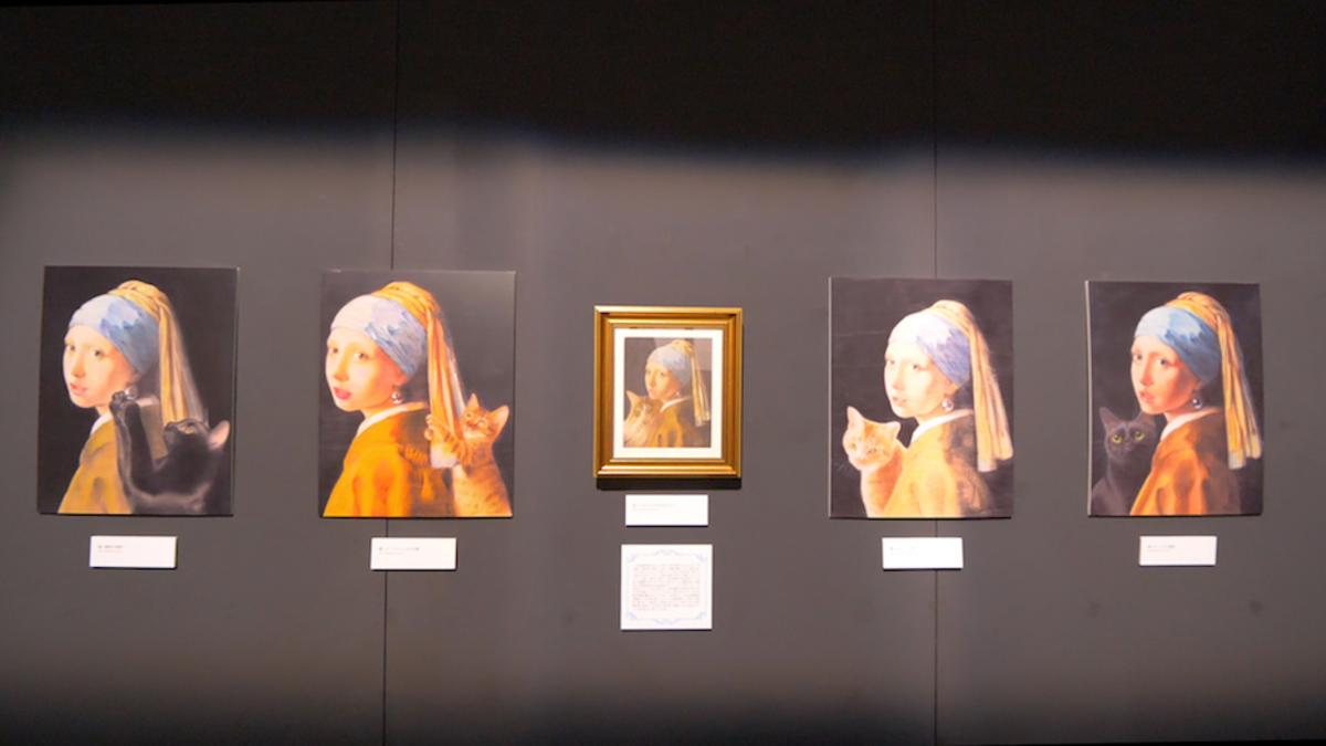 「ねこ画展」〜ねこ画から生まれた愛おしい世界〜