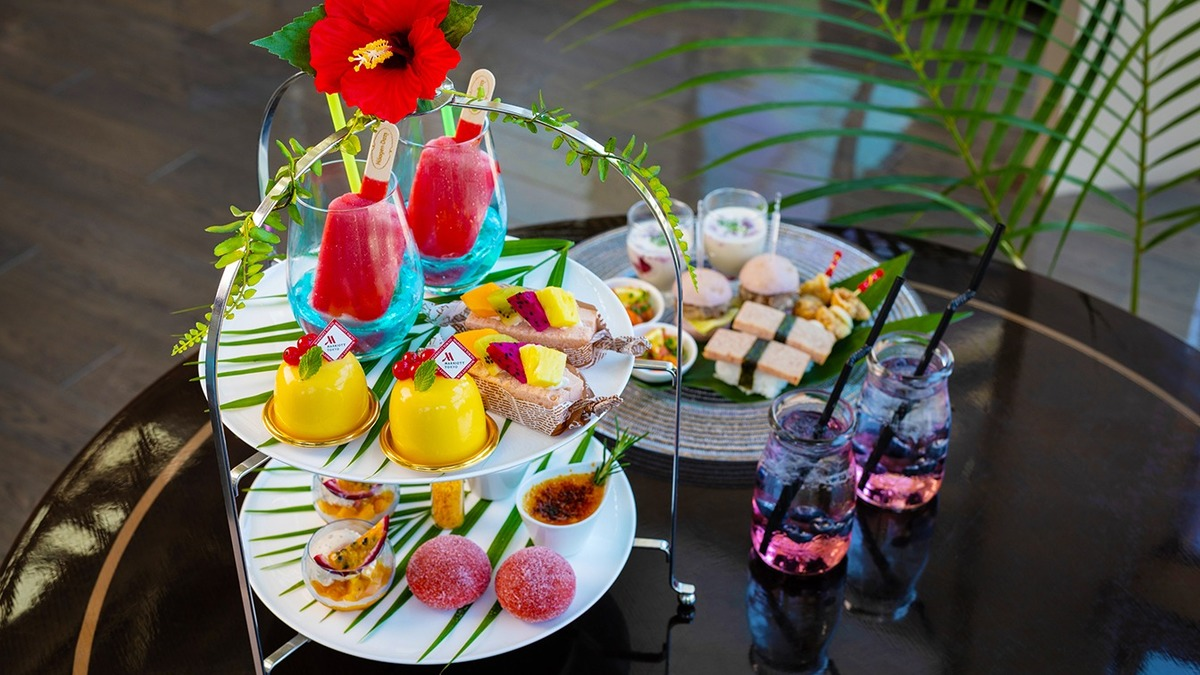 Aloha Afternoon Tea 2018 with Häagen-Dazs