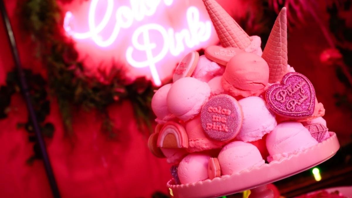 PITAYA Café ~Color me PINK~