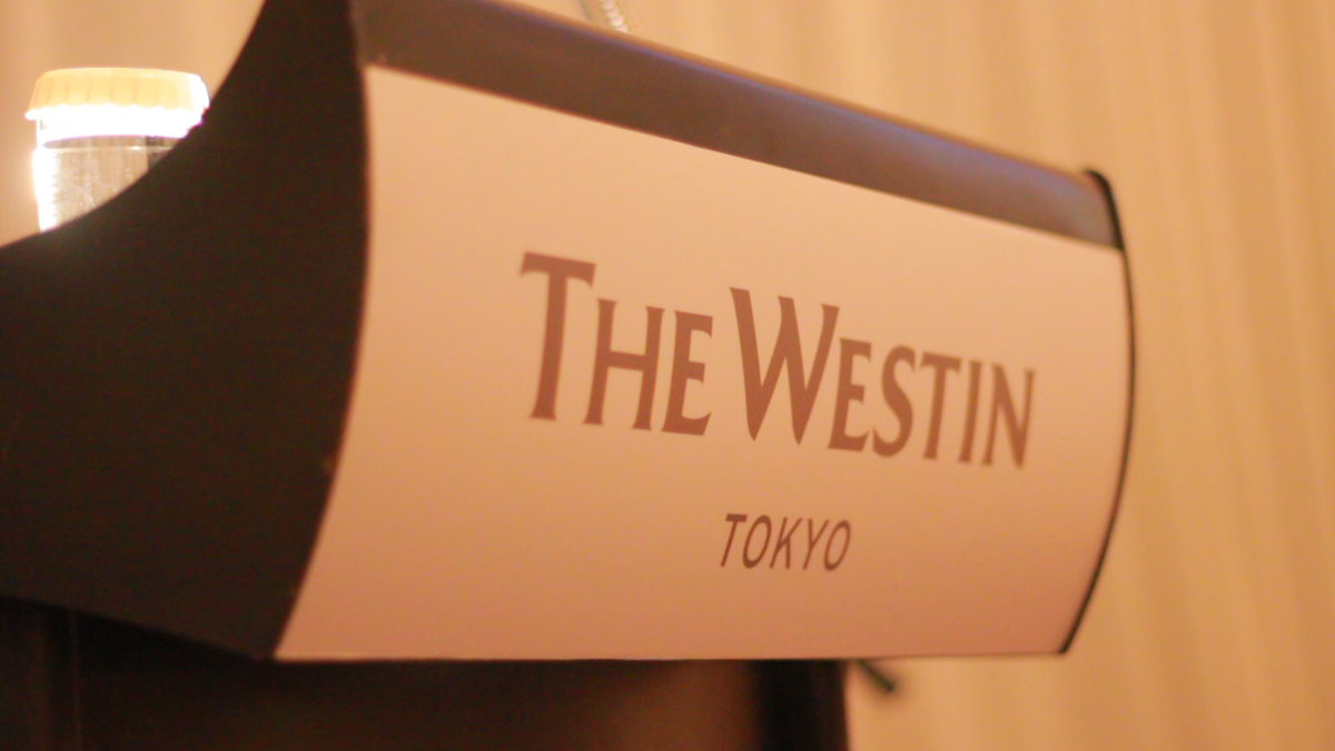 Westin Tokyo、Sleep Well、escape with hawaiian healing