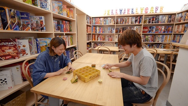 ジェリー ジェリー カフェ 渋谷