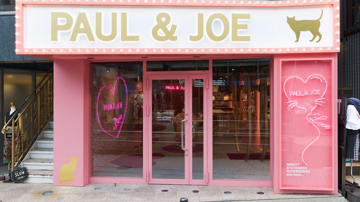 PAUL&JOE キャットストリート