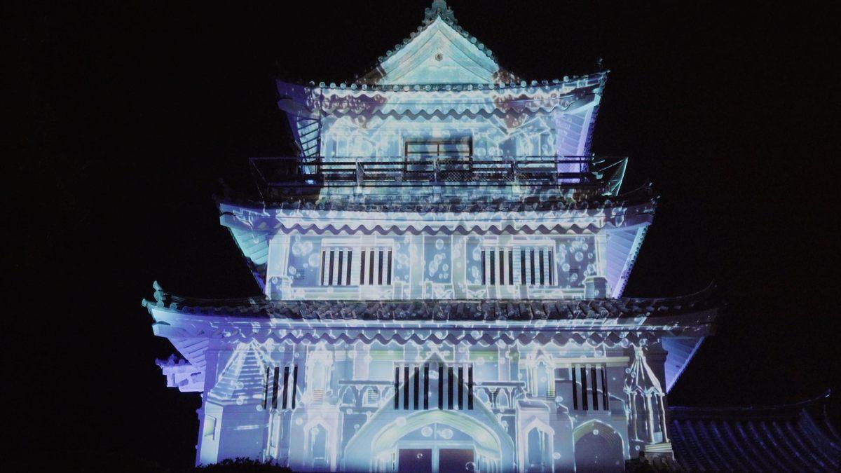 光と音が織りなす幻想祭「平戸、海のものがたり」