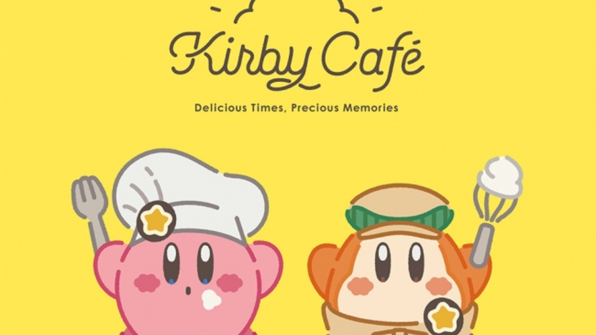 KIRBY CAFÉ(カービィカフェ)