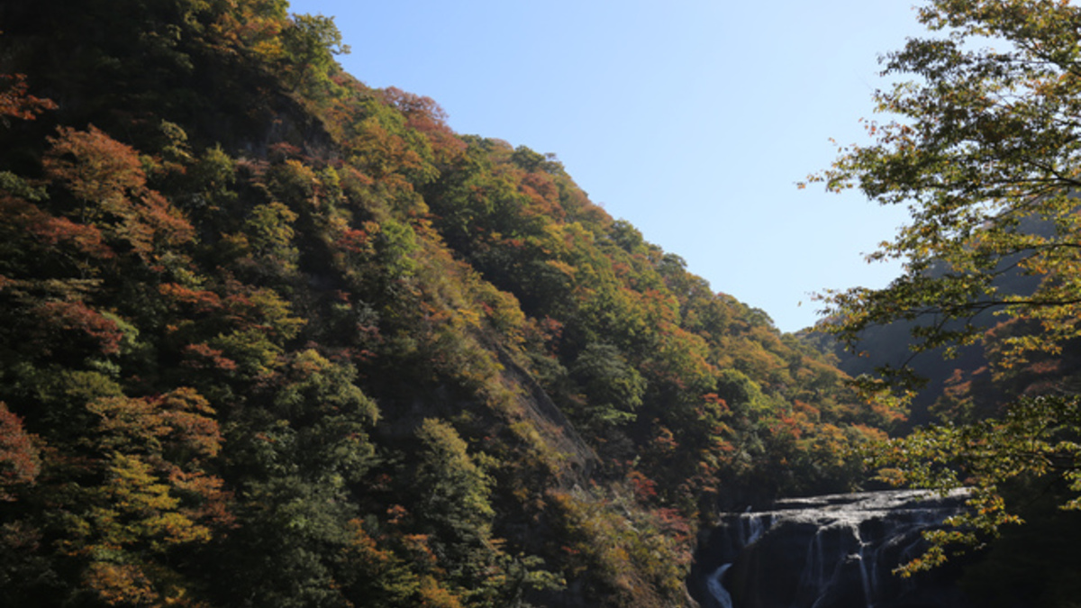 奥久慈渓谷