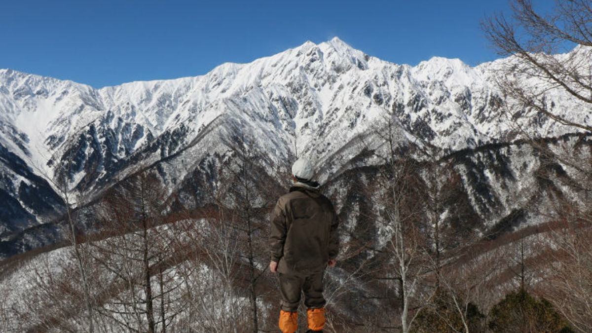 和かんじきハイキング