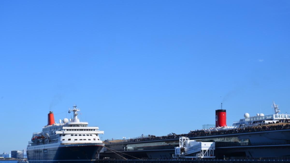 横浜港大さん橋国際旅客ターミナル