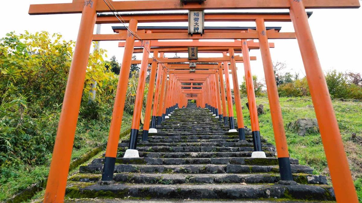浮羽稲荷神社