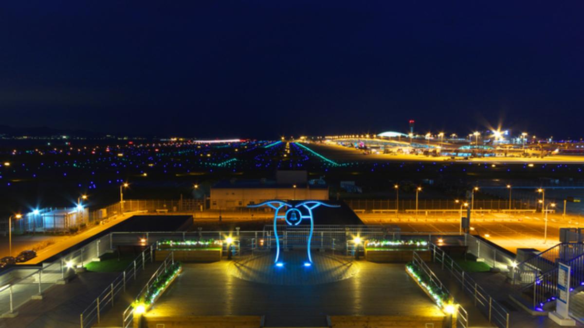 関空展望ホール Sky View