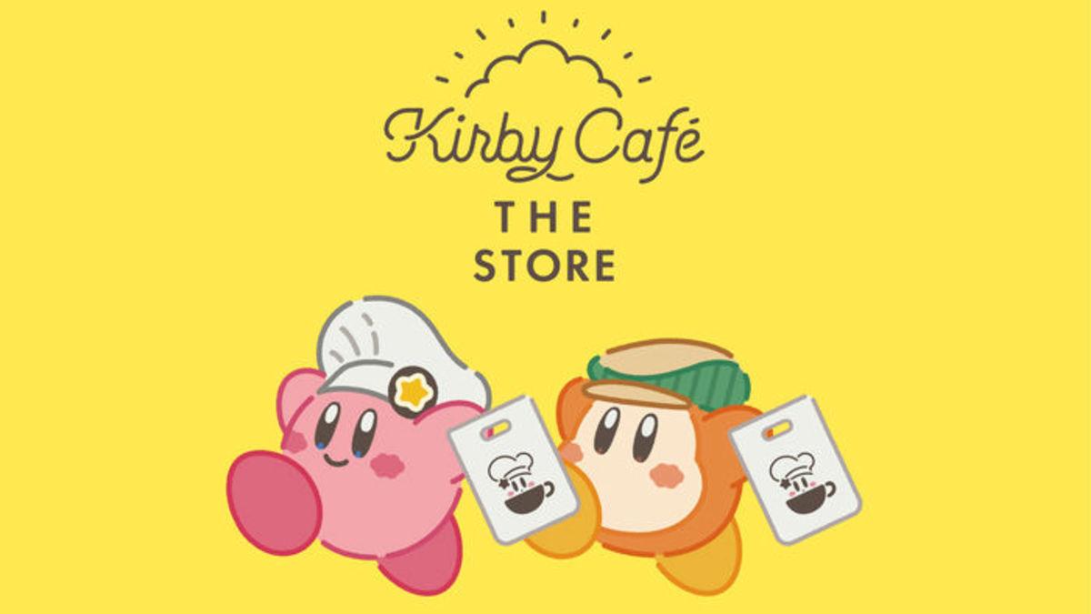 KIRBY CAFÉ THE STORE
