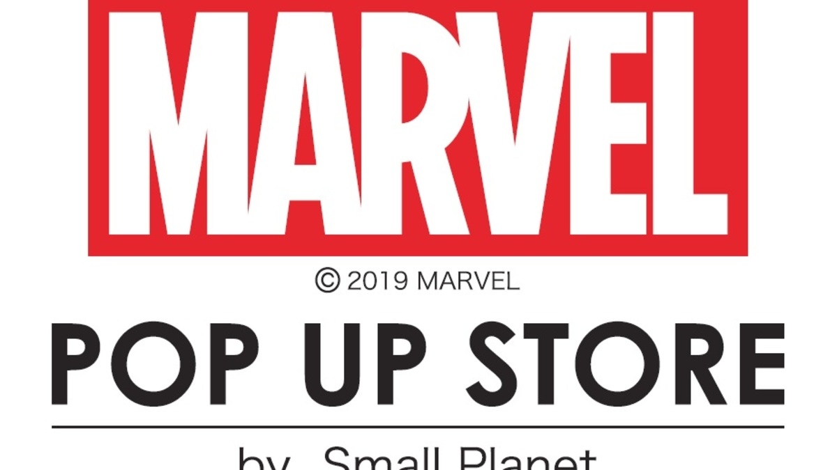 MARVEL POP UP STORE 大阪