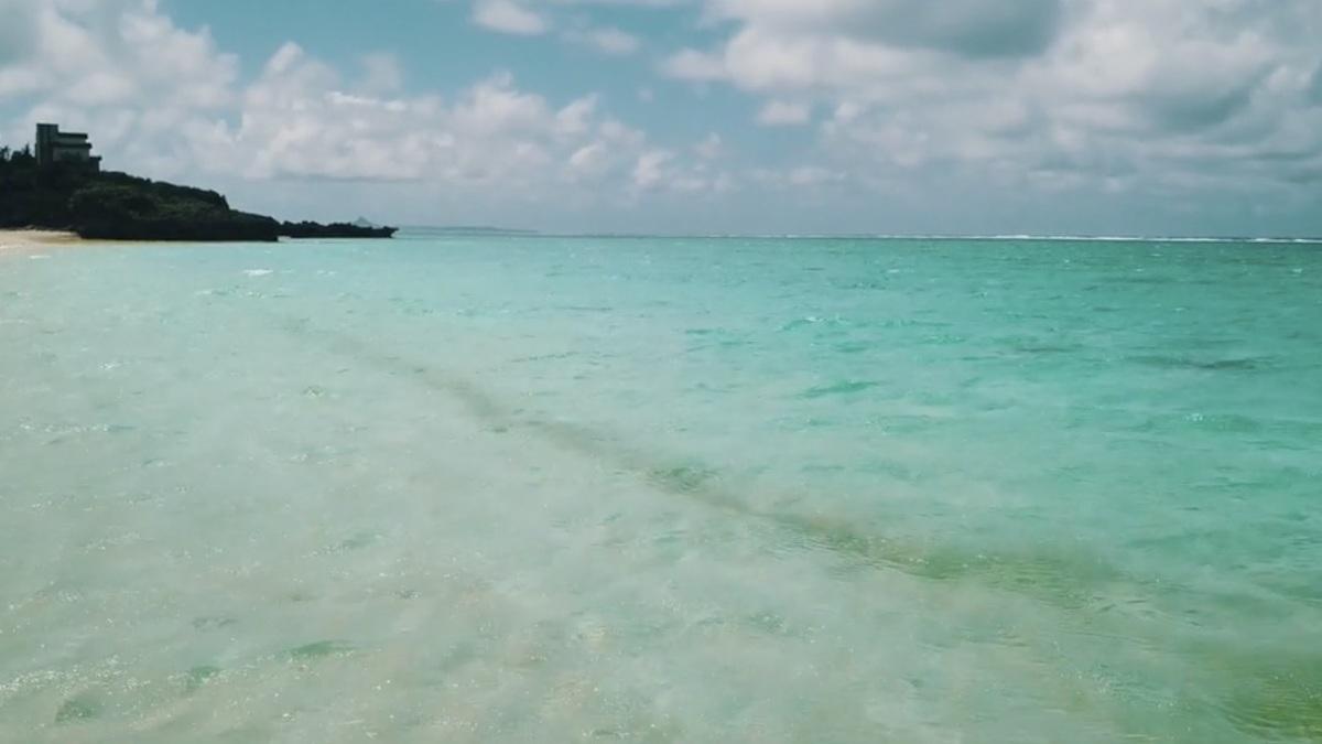 長浜ビーチ
