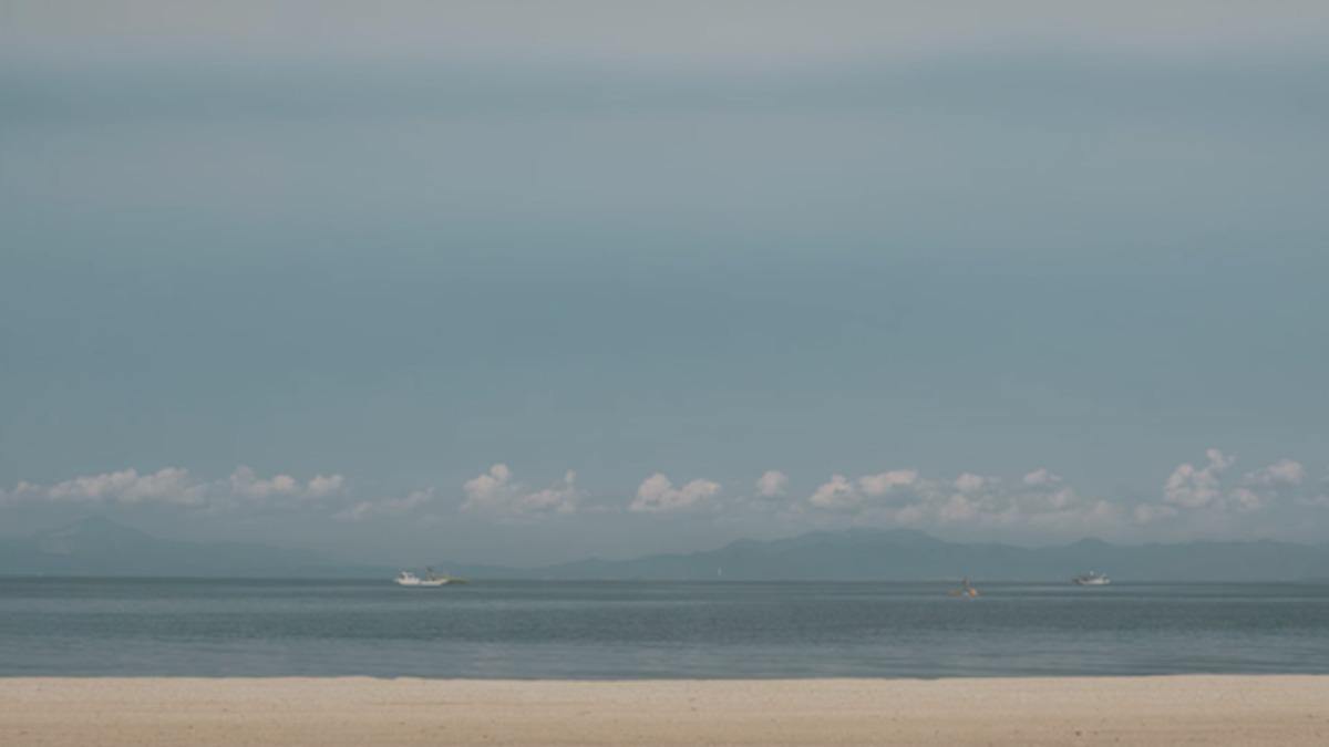 白ひげ浜水泳キャンプ場