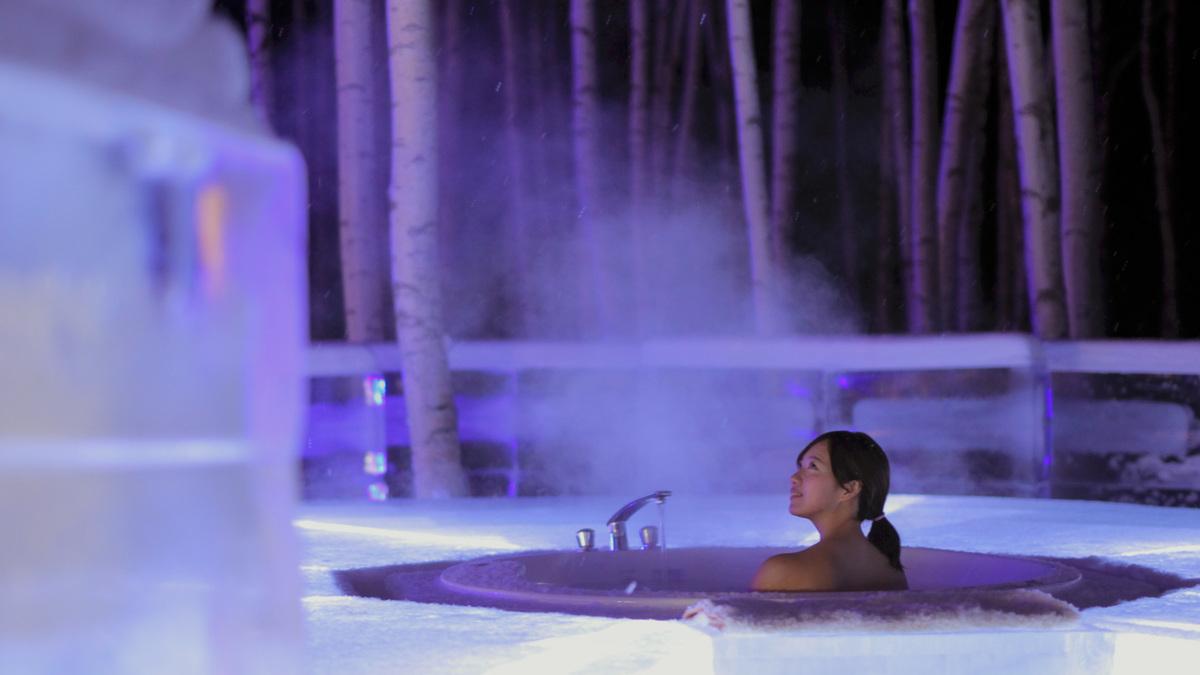 星野リゾート トマム「氷のホテル」