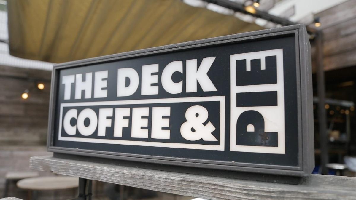 THE DECK COFFEE & PIE