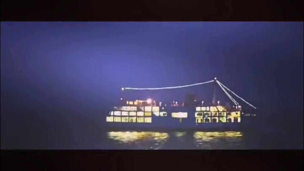 東京湾納涼船サンセットクルーズ
