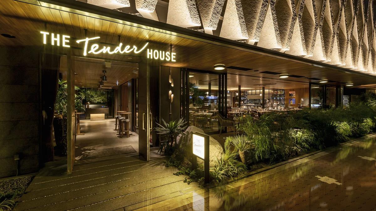 THE Tender HOUSE