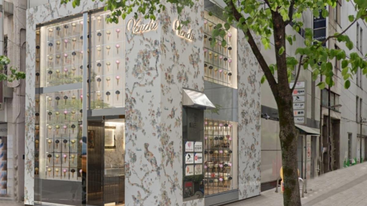 ヴェンキ 銀座店