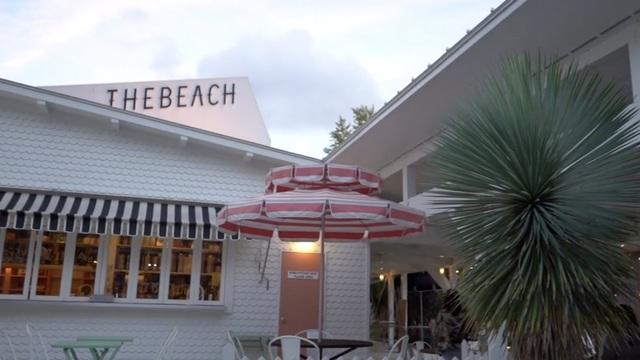 カフェ ザビーチ 横浜