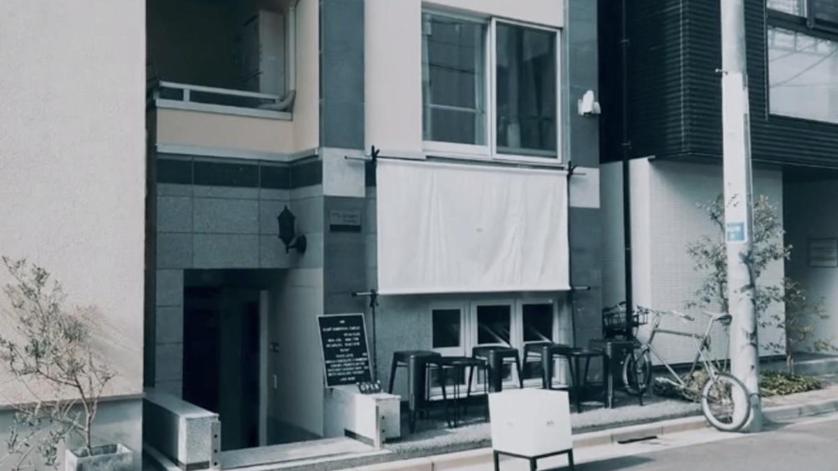 THE LATTE TOKYO