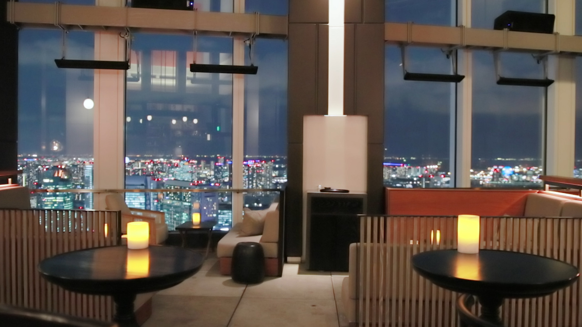 東京安達仕酒店 ROOF TOP BAR