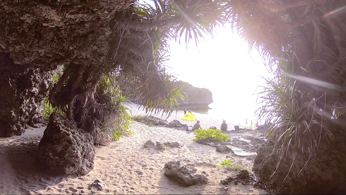 ザネー浜(beach51)
