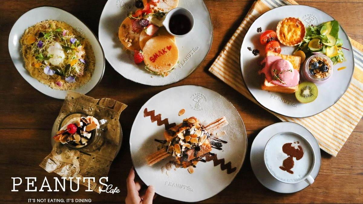 ピーナッツ カフェ 名古屋(PEANUTS Cafe 名古屋)