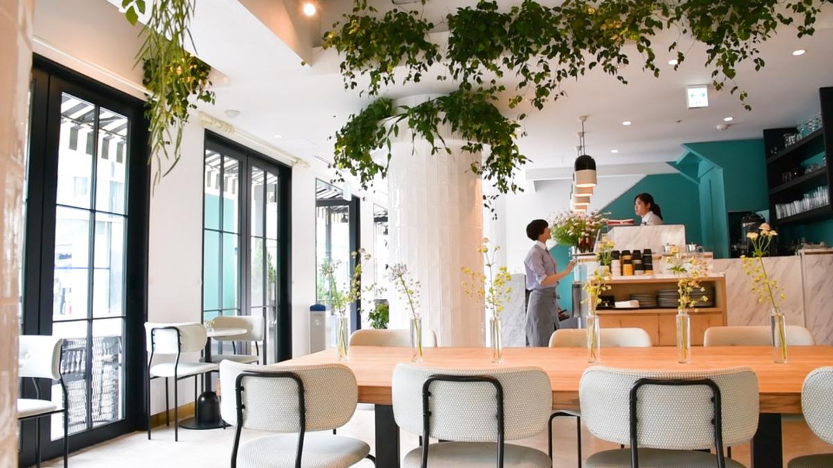 ELLE café AOYAMA
